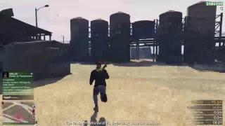 [LIVE ] agora   de Grand Theft Auto V vem pra  [LIVE]