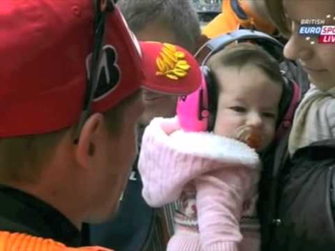 Casey Stoner Daughter Casey Stoner And Daughter