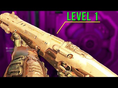 10 OVERPOWERED LEVEL 1 Starter Weapons in Video Games That Are INSANE