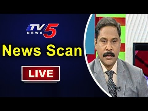 News Scan LIVE Debate With Vijay | 23rd November 2018 | TV5News
