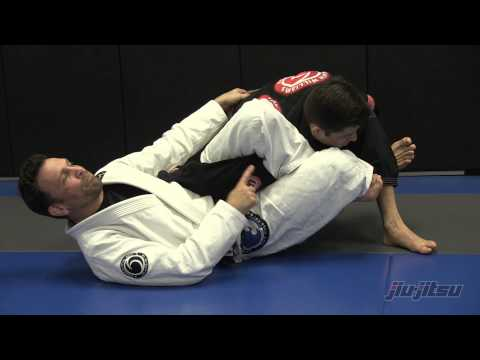 JJM 22 Shawn Williams - Omoplata Sweep To Submission. Image 1
