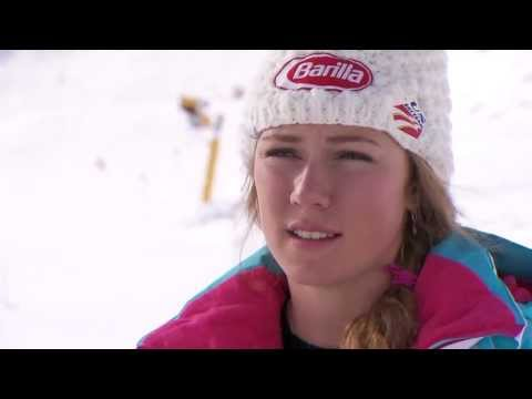 Mikaela Shiffrin Interview - FIS Ski-Weltcup Sölden (engl. Version)