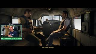 A way out mit BastiGHG | @Papaplatte #Story Game