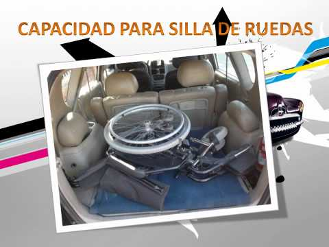VENDO CAMIONETA KIA CARENS MODIFICADA PARA CONDUCCION DE MINUSVALIDOS