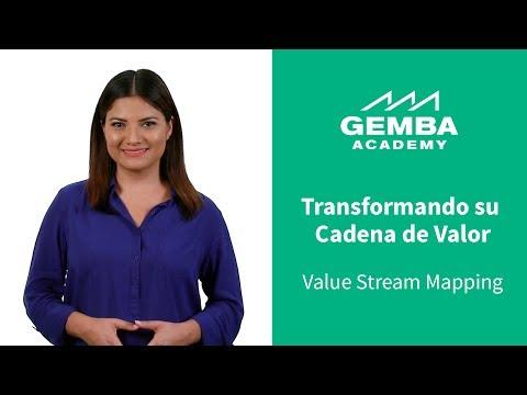 Mapa de la Cadena de Valor | VSM