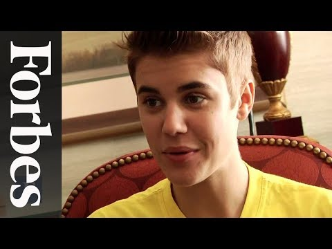 Why Justin Bieber Wants to Be Like Michael Jackson