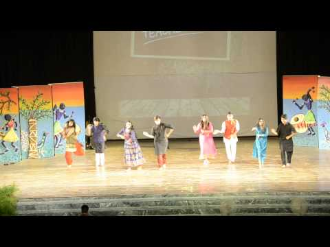 DPS Greater Noida-Teacher's Day Dance (2015-2016)
