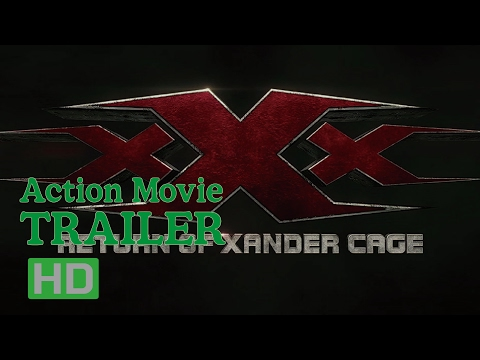 XXX RETURN OF XANDER CAGE 트리플 엑스 리턴즈 Trailer #1 (2017) Movie 영화예고편