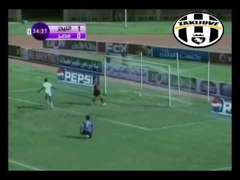 Niger 1-0 Egypte éliminatoire CAN 2012 النيجر 1-0 مصر