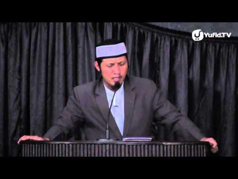 Khutbah Jumat: Hidupnya Hati Dengan Sebab Keimanan - Ustadz Zaid Susanto, Lc