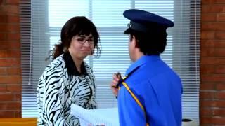 Hiba Regl Ghorab - Egyptian Ugly Betty Version