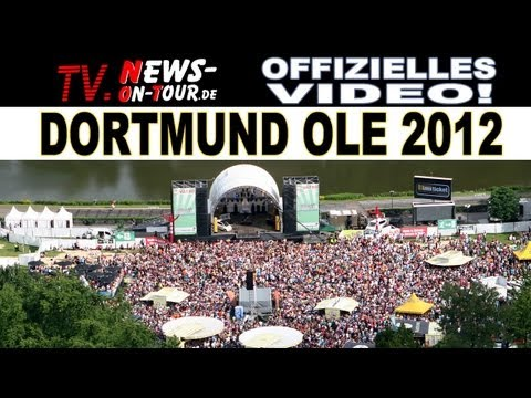 Dortmund Ole 2012 | Mickie Krause (live) Reiss die Hütte ab | TV.NEWS-on-Tour.de