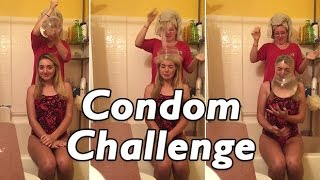 The Condom Challenge - Best Compilation 2015