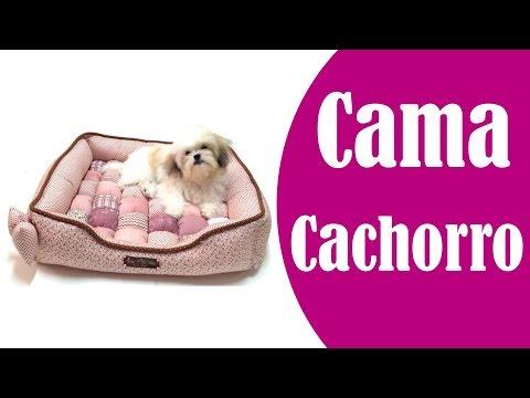 Patchwork Ana Cosentino: Caminha de Cachorro (03/04/2013)
