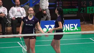 18° Yonex Italian international - Videonews Day 2