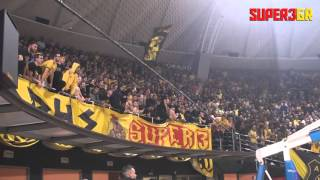 Aris Thessaloniki vs Unics Kazan 02.12.2015