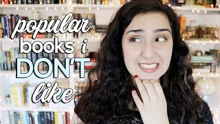 Popular Books I Don't Like!