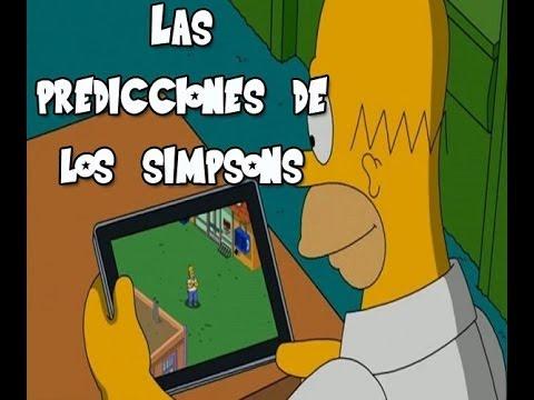 Las 21 Predicciones de los Simpsons que se hicieron realidad
