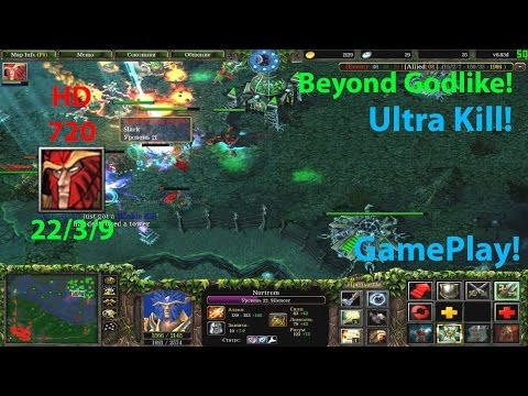 ★DoTa Silencer - GamePlay / Guide★KDA: 22/3/9★Beyond Godlike!★