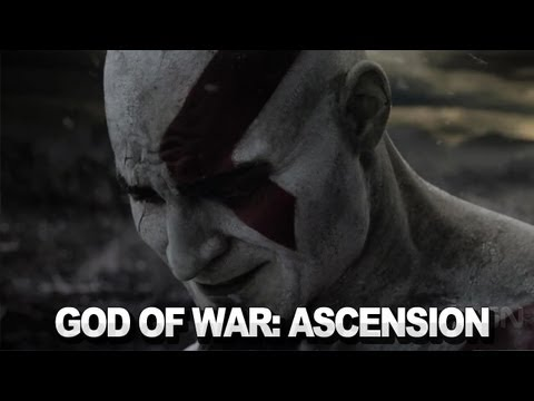 God Of War: Ascension 'from Ashes' Live Action Trailer video