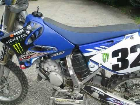 How to Get Your 2 stroke Idle Perfect!  YZ125