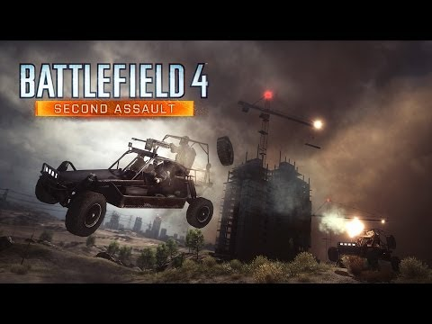 Battlefield 4 Second Assault Official Trailer