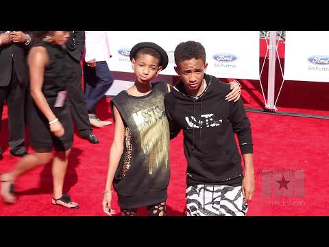 Willow and Jaden Smith's Interesting Interview with 'T' Magazine  - HipHollywood.com