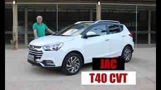 JAC T40 CVT - Teste com o Emilio Camanzi