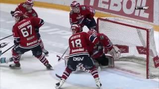 HIFK - Pelicans 3-1 | 26.2.2016 | Huippuhetket