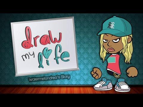 88. Draw My Life: Watermelondreas Story
