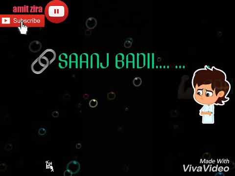 Dil Pehla Jeya Nai Reha WhatsApp lyrics video status