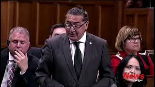 Romeo Saganash NDP MP Sept 24 2018