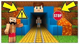 HO TROVATO IL MONDO SEGRETO DI LUCA! - Minecraft ITA