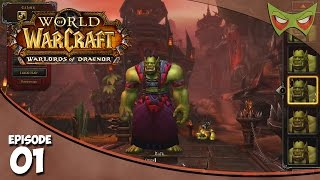 World of Warcraft - Let's Play 1-20 - Orc Warlock [#01]