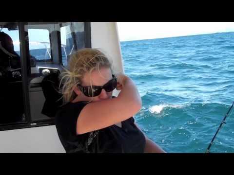 Deep Sea Fishing Australia  (May 05, 2010 - Daily Vlog)