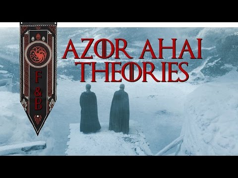 Who Is Azor Ahai ?   Game of Thrones