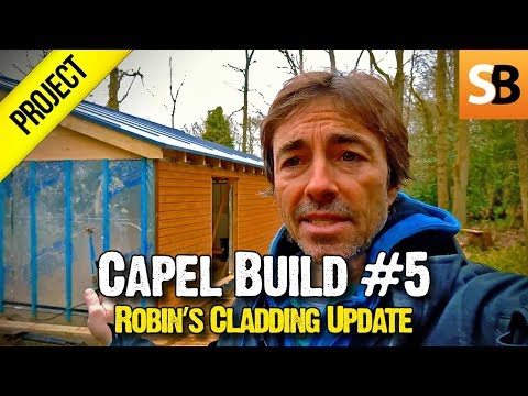 Cladding Vlog Update with Robin - Capel #5