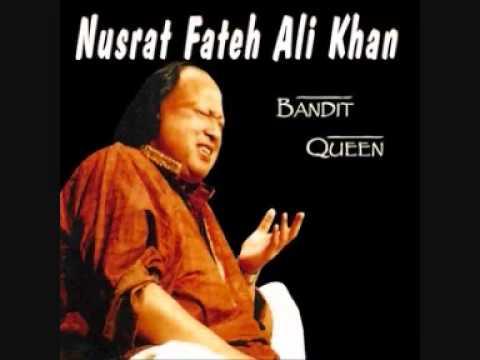 Ustad Nusrat Fateh Ali Khan(Sanware Tore Bin(Bandit Queen).flv...