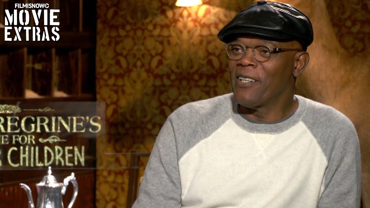 Miss Peregrine's Home For Peculiar Children (2016) - Samuel L. Jackson talks about the movie