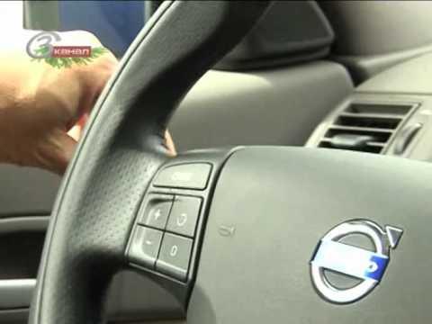 Тест драйв Volvo C30