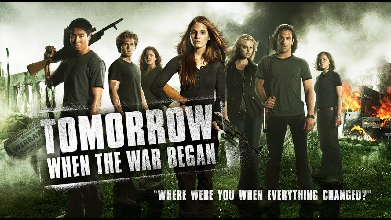 tomorrow when the war began survival Xoxo, book worm_98: 'tomorrow when the war began is a one of a kind book   they change, adapt, survive and fight back for their home.
