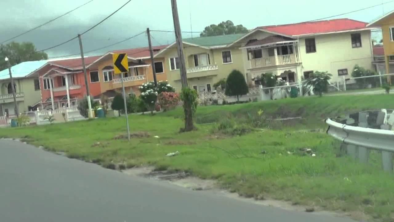 Guyana Beautiful Houses Providence Herstelling East Bank