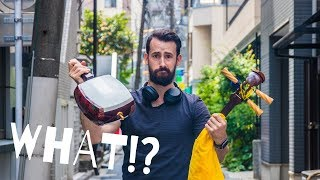 Spend a Day in Tokyo With Me (And My Shamisen?!)