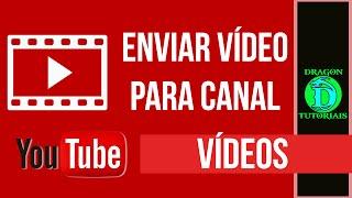 Como enviar um video para o youtube