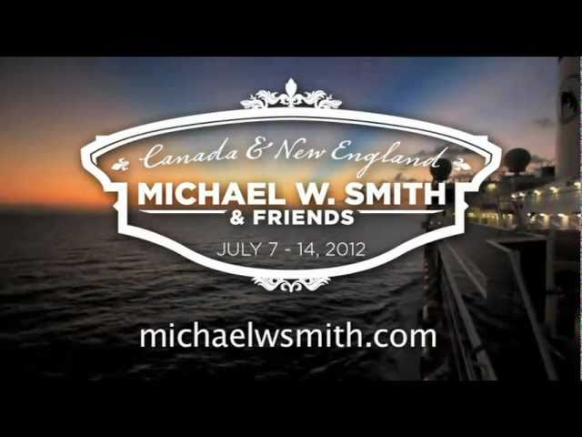 Michael W. Smith & His Wife, Debbie, Discuss the 2012 Cruise!