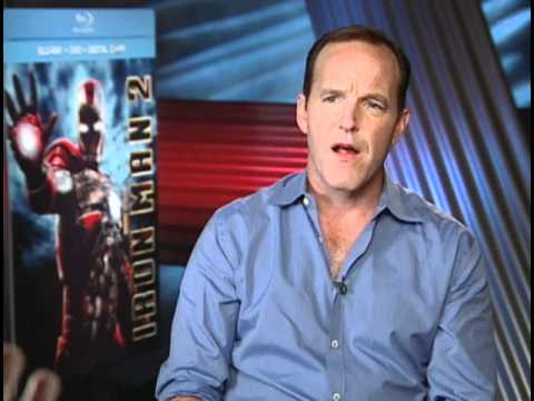 Iron Man 2 - Exclusive: Clark Gregg Interview