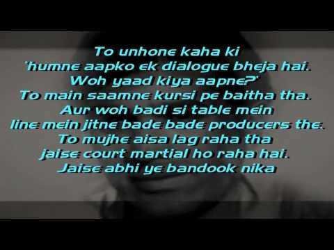 Rajesh Khannas Last Voice Recording
