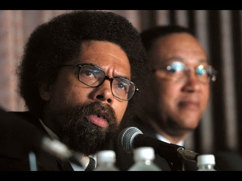 Cornell West Goes OFF on Obama (Video)