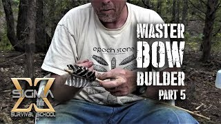 Master Bow Builder Series Part 5 Building a Primitive Arrow