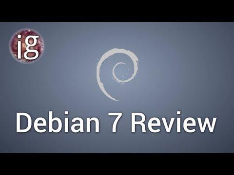 Debian 7 Review - Linux Distro Reviews